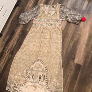 cope Dresses - Bohemian maxi dress sz S